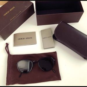Giorgio Armani Sunglasses -Frames of Life-